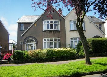 Thumbnail 3 bed semi-detached house to rent in Tyrwhitt Crescent, Roath Park, Cardiff, Cardiff