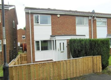 Thumbnail 2 bedroom terraced house for sale in Wooler Green, Newcastle Upon Tyne