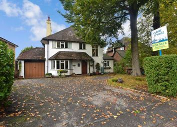 Thumbnail 3 bed detached house for sale in Whyteleafe Road, Caterham, Surrey