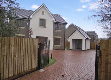 Thumbnail 4 bed detached house to rent in North Street, Oldland Common, Bristol