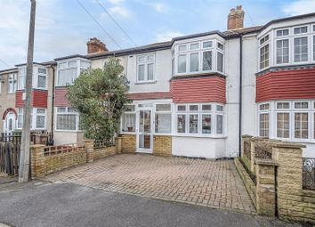 Thumbnail 3 bed terraced house for sale in Shrubland Grove, Worcester Park