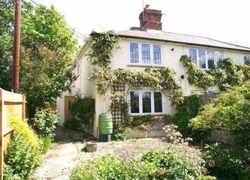 Thumbnail 3 bed cottage to rent in Reading Road, Sherfield-On-Loddon, Hook