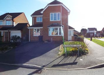 Thumbnail 4 bed detached house for sale in Bloomsbury Drive, Nuthall, Nottingham, Nottinghamshire