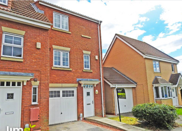 Thumbnail 3 bed terraced house to rent in Selset Way, Kingswood