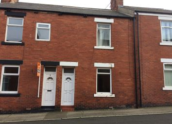 Thumbnail 2 bedroom terraced house to rent in Aged Miners Homes, Maglona Street, Seaham