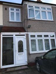 Thumbnail 3 bedroom terraced house to rent in Chittys Lane, Dagenham