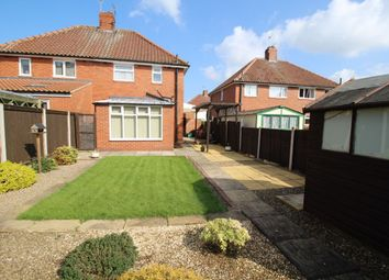 Thumbnail 2 bed semi-detached house for sale in Wheatlands Grove, York