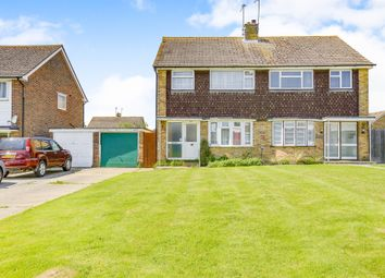 Thumbnail 3 bed semi-detached house for sale in Orchard Road, Burgess Hill