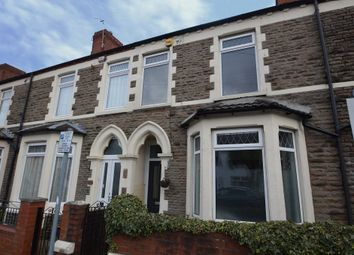 4 bed terraced house for sale in Pantbach Road, Cardiff CF14