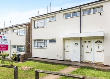 Thumbnail 2 bedroom flat for sale in Windmill Avenue, Raunds, Wellingborough