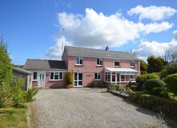 Thumbnail 5 bed detached house for sale in Blackwater, Truro