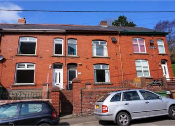 Thumbnail 3 bed terraced house for sale in Cwmcarn, Newport