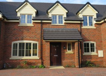 Thumbnail 3 bed terraced house for sale in Hardwick Court, Holme, Peterborough