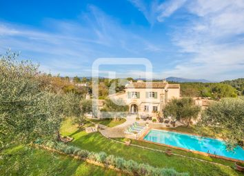 Thumbnail 5 bed property for sale in Mougins, Provence-Alpes-Cote D'azur, 06250, France