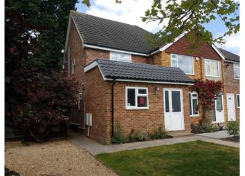 3 bed end terrace house for sale in Purcell Road, Crowthorne RG45
