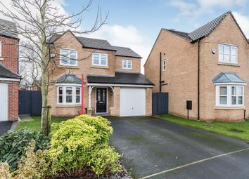 Thumbnail 3 bed detached house for sale in Central Park Road, Lostock Hall, Preston
