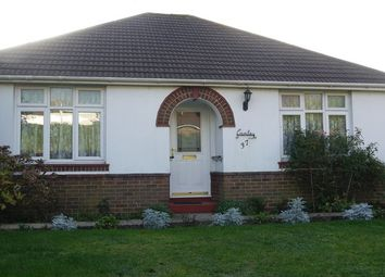 Thumbnail 2 bed detached bungalow to rent in Orpen Road, Southampton