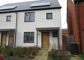 3 bed semi-detached house for sale in Victory Way, St. Leonards, Ringwood BH24