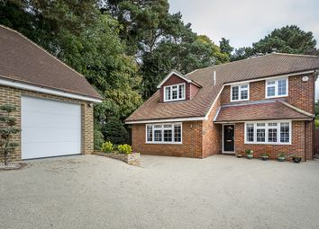 Thumbnail 4 bed detached house to rent in Hedgerley Lane, Beaconsfield