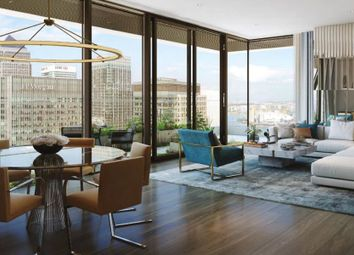 Thumbnail 1 bedroom flat for sale in Wardian, East Tower, London