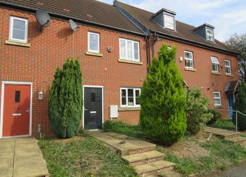 Thumbnail 3 bed terraced house for sale in Chapman Road, Wellingborough