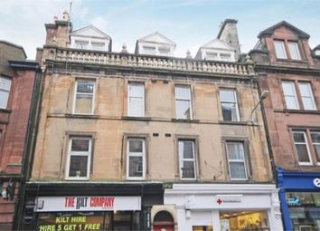 Thumbnail 1 bed flat to rent in Kinnoull Street, Perth