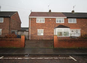 Thumbnail 2 bed semi-detached house for sale in Coniston Avenue, Hebburn