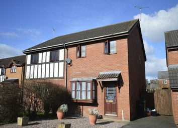 Thumbnail 3 bed semi-detached house for sale in Ashlands Road, Weston Rhyn, Oswestry