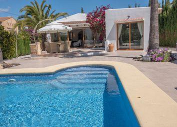 Thumbnail 4 bed villa for sale in Javea, Costa Blanca North, Costa Blanca, Valencia, Spain