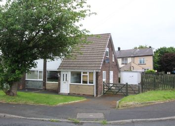 Thumbnail 2 bed semi-detached house for sale in Hillside View, Brierfield, Nelson