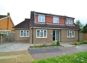 Thumbnail 3 bed detached bungalow to rent in Orchard Drive, Park Street, St.Albans
