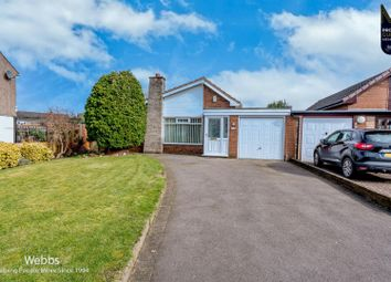 Coppice Lane, Cheslyn Hay, Cannock WS6. 3 bed bungalow for sale
