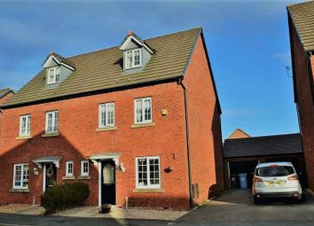 Thumbnail 4 bed semi-detached house for sale in Horton Close, Kirkby, Liverpool