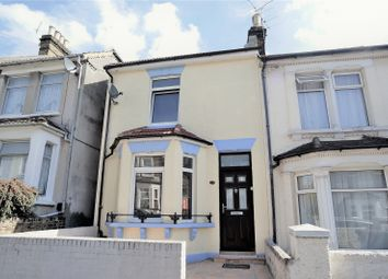 Thumbnail 2 bed semi-detached house for sale in Grove Road, Rochester, Kent