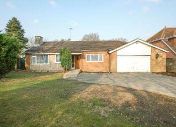 Thumbnail 4 bed detached bungalow to rent in Robin Hood Lane, Winnersh, Wokingham, Berkshire