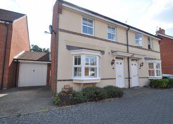 3 bed semi-detached house for sale in Hartford Road, Elvetham Heath, Fleet GU51