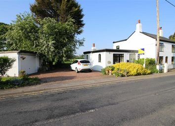 Thumbnail 4 bed cottage for sale in Moorside Lane, Woodplumpton, Preston
