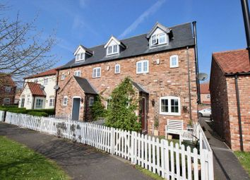 Thumbnail 3 bed property for sale in Davey Close, Sturton By Stow, Lincoln