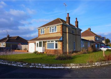 Thumbnail 4 bedroom detached house for sale in Highclere Avenue, Swindon