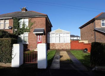 Thumbnail 3 bed semi-detached house for sale in Borough Avenue, Barry, Vale Of Glamorgan