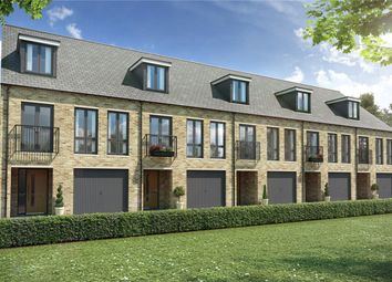 Thumbnail 3 bed end terrace house for sale in Hinksey Townhouse, Wolvercote Mill, Mill Road, Wolvercote, Oxford