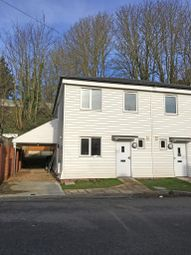 Thumbnail 3 bed semi-detached house for sale in Southbank, Military Road, Rye, East Sussex