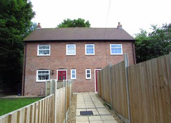 Thumbnail 2 bed semi-detached house to rent in Hampton Road, Newbury
