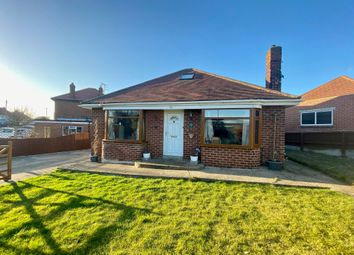 Thumbnail 3 bed detached bungalow for sale in Mill Lane, Cayton Bay, Scarborough