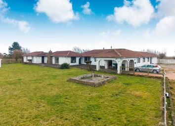 Thumbnail 5 bed detached bungalow for sale in New Dover Road, Capel-Le-Ferne, Folkestone