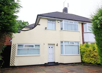 Thumbnail 4 bed semi-detached house for sale in Childwall Valley Road, Childwall, Liverpool