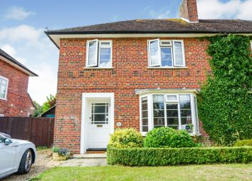 Thumbnail 4 bed semi-detached house for sale in Ethelburt Avenue, Bassett, Southampton
