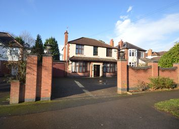 Thumbnail 4 bed detached house for sale in Leicester Road, Glen Parva, Leics