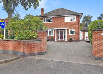 Thumbnail 4 bedroom detached house for sale in Haslemere Road, Long Eaton, Nottingham