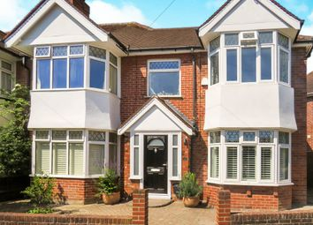 Thumbnail 5 bedroom semi-detached house for sale in Pirrie Close, Shirley, Southampton